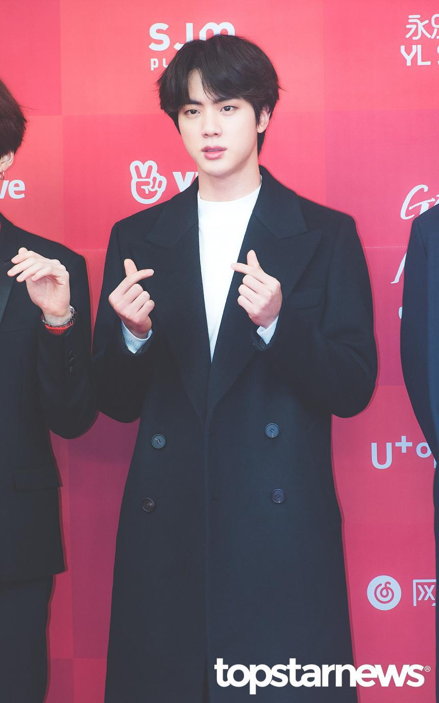 방탄소년단(BTS) 진 / 톱스타뉴스 HD포토뱅크