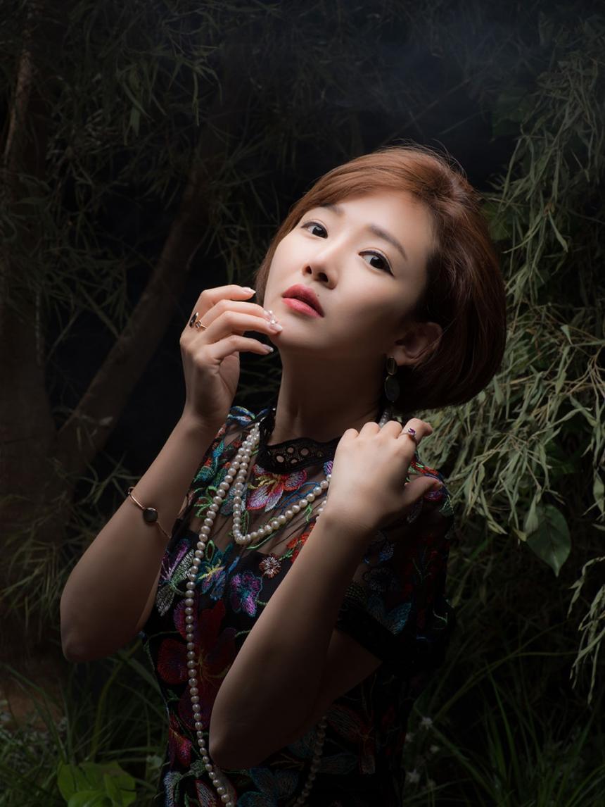 윤송아 / 부띠끄헤렌, red art studio