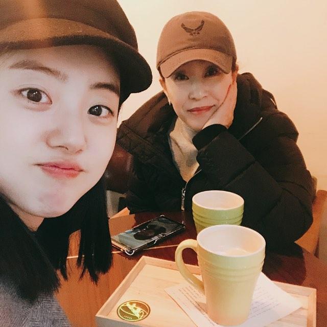 배우 박세완, 김미경 / 박세완 인스타그램