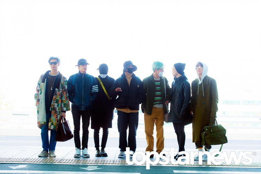 방탄소년단(BTS) / 서울, 최시율 기자