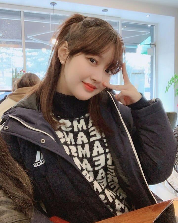 구구단 미미 / 구구단 인스타그램