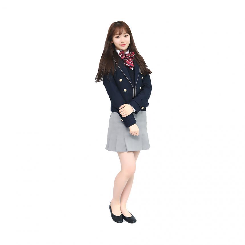 아이즈원 김채원 / 한림연예예술고등학교 공식 페이스북