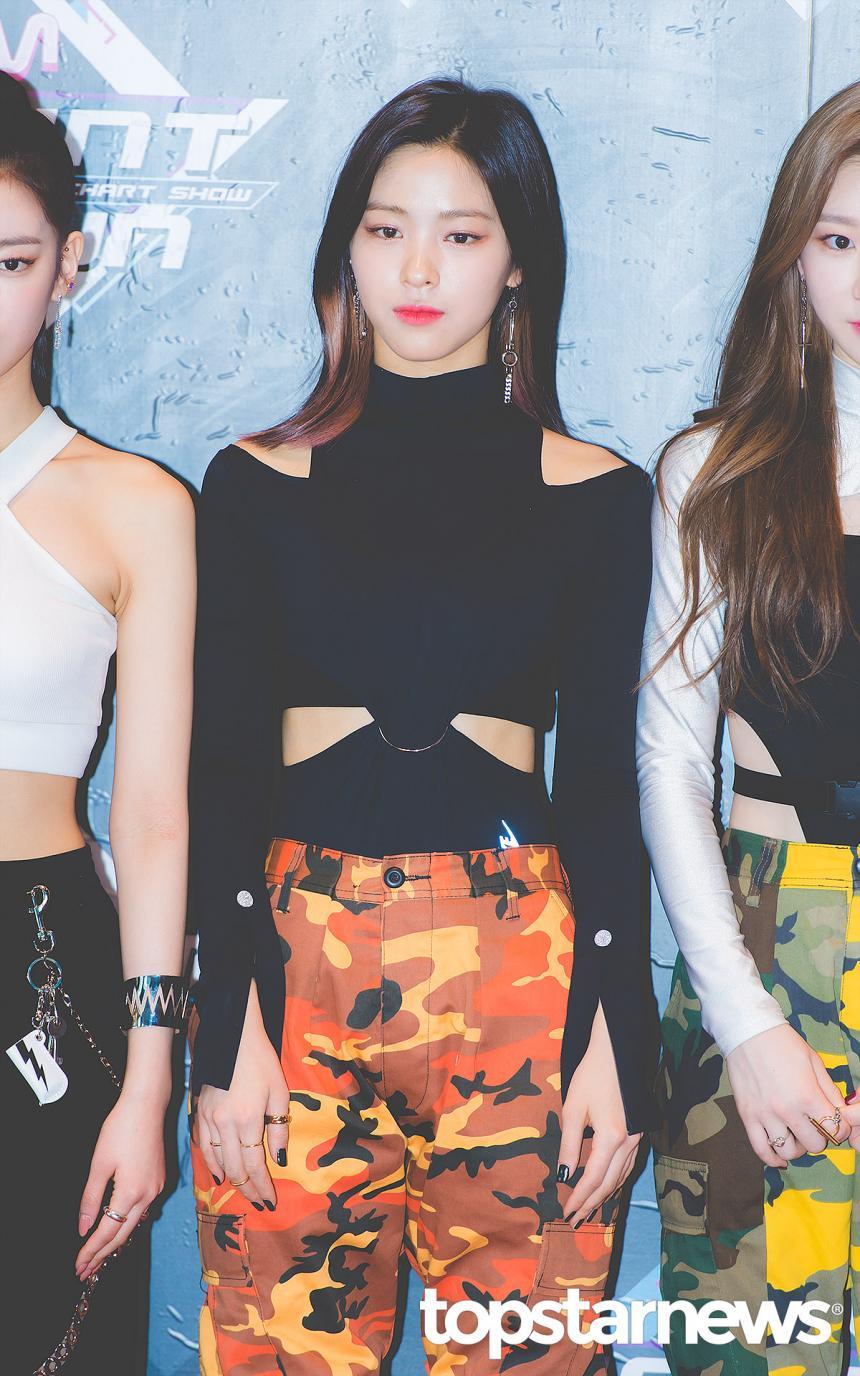 있지(ITZY) 류진 / 서울, 최규석 기자