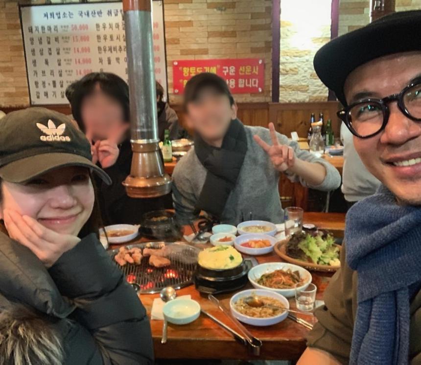 오지혜-구준엽 / 구준엽 인스타그램