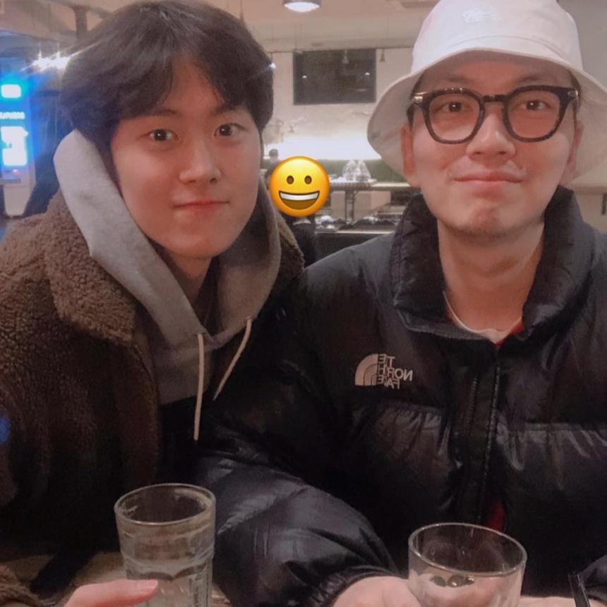 공명-이동휘 / 이동휘 인스타그램