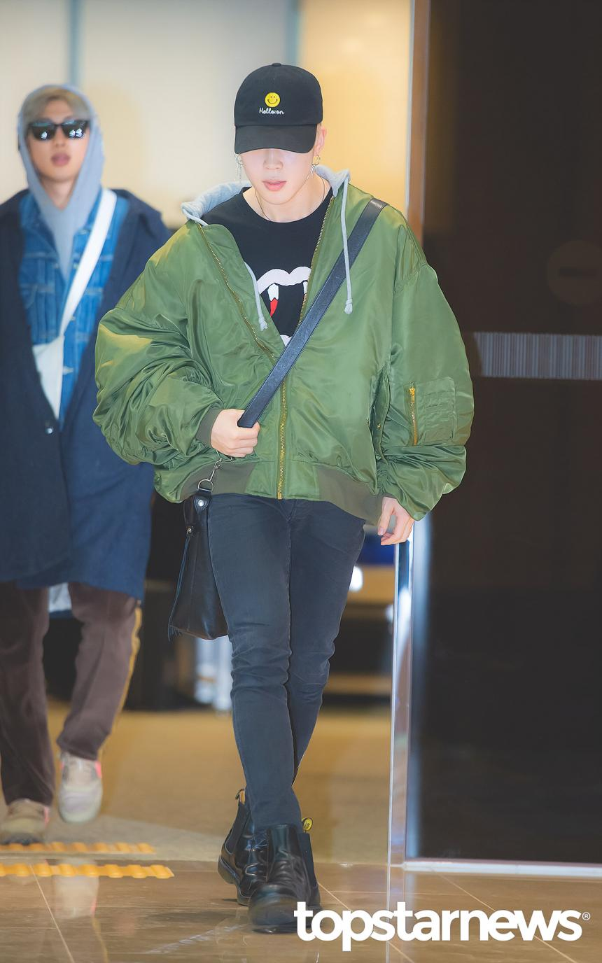방탄소년단 지민 / 서울, 최시율 기자