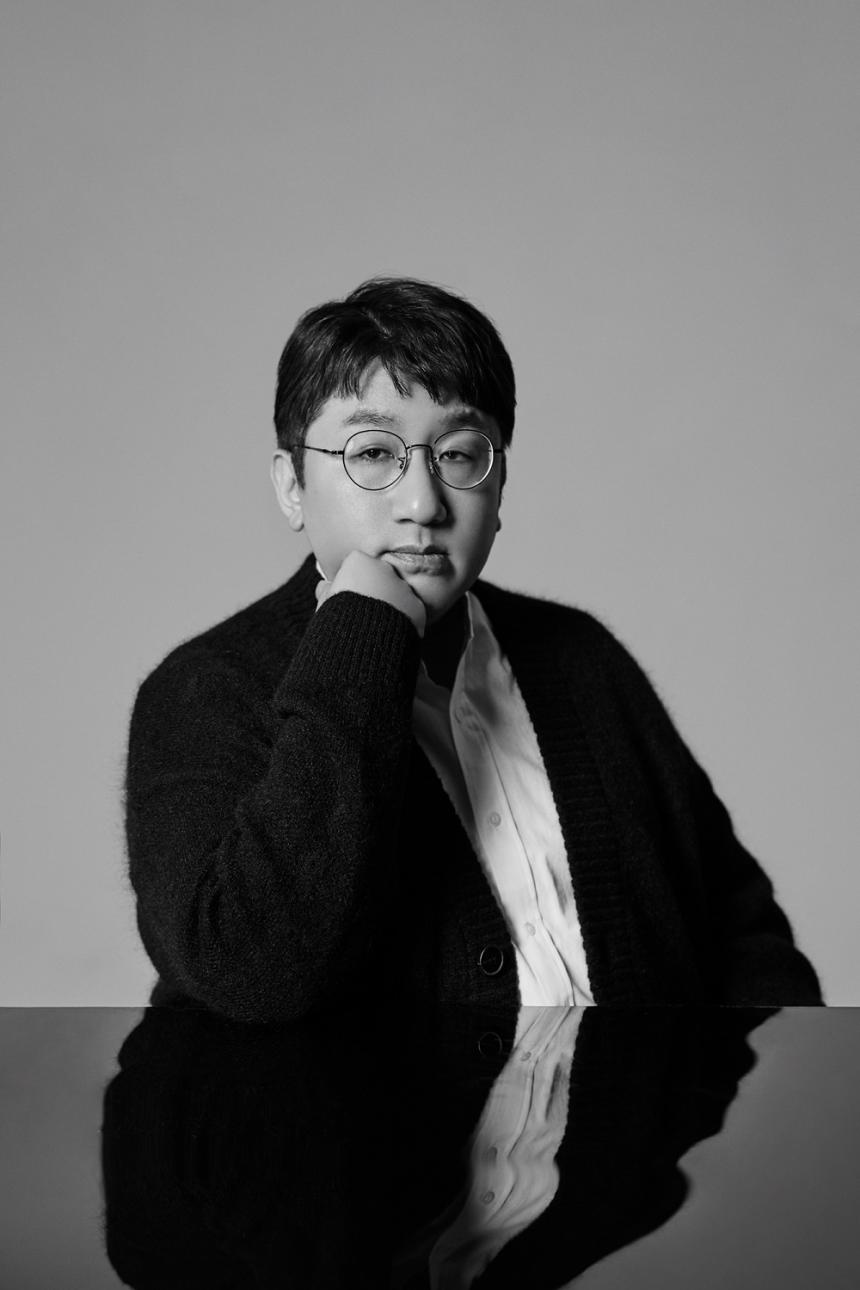 방시혁 대표 / 빅히트 엔터테인먼트