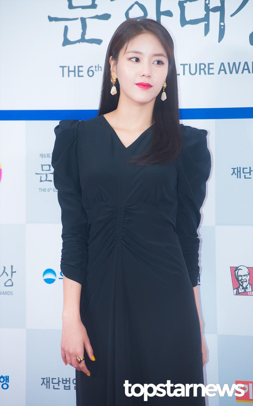 에이오에이(AOA) 혜정 / 서울, 정송이 기자