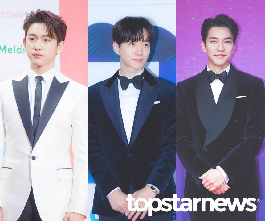 박진영-이준호-이승기 / 톱스타뉴스 HD포토뱅크
