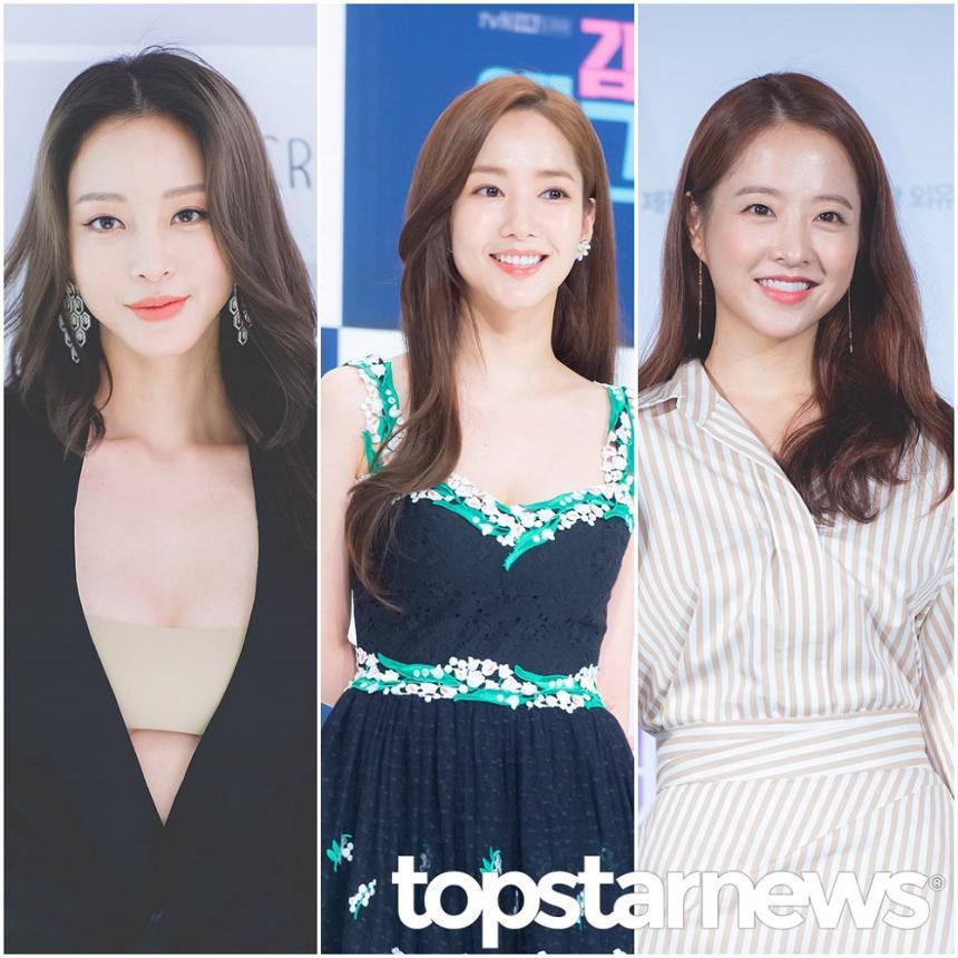 한예슬-박민영-박보영 / 톱스타뉴스 HD포토뱅크