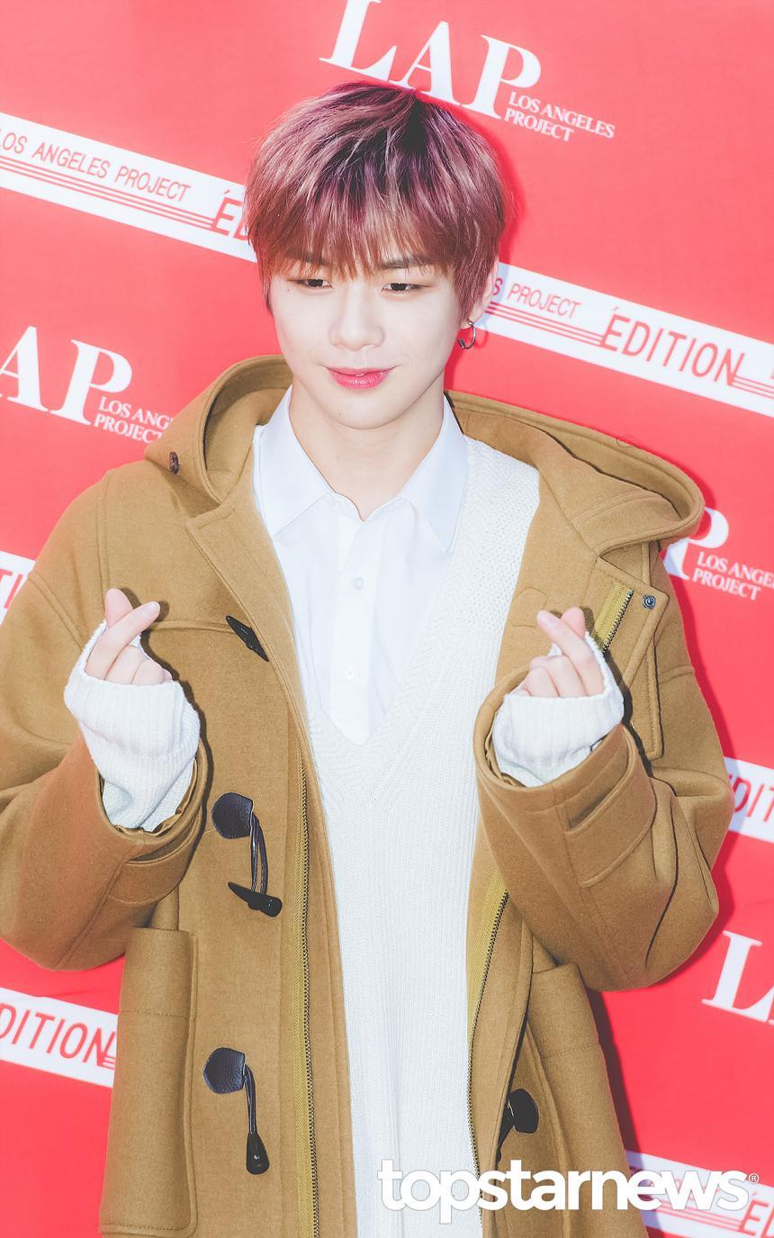 워너원(Wanna One) 강다니엘 / 서울, 최규석 기자