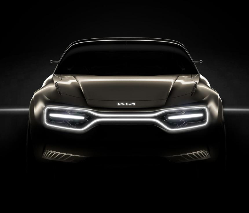 2019 제네바 모터쇼에서 공개될 기아차의 전기 콘셉트카 / 기아자동차