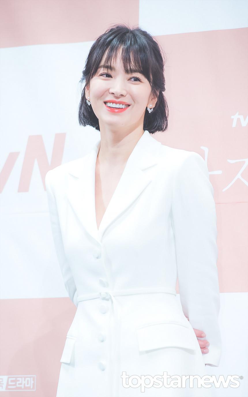 송혜교 / 톱스타뉴스 HD 포토뱅크