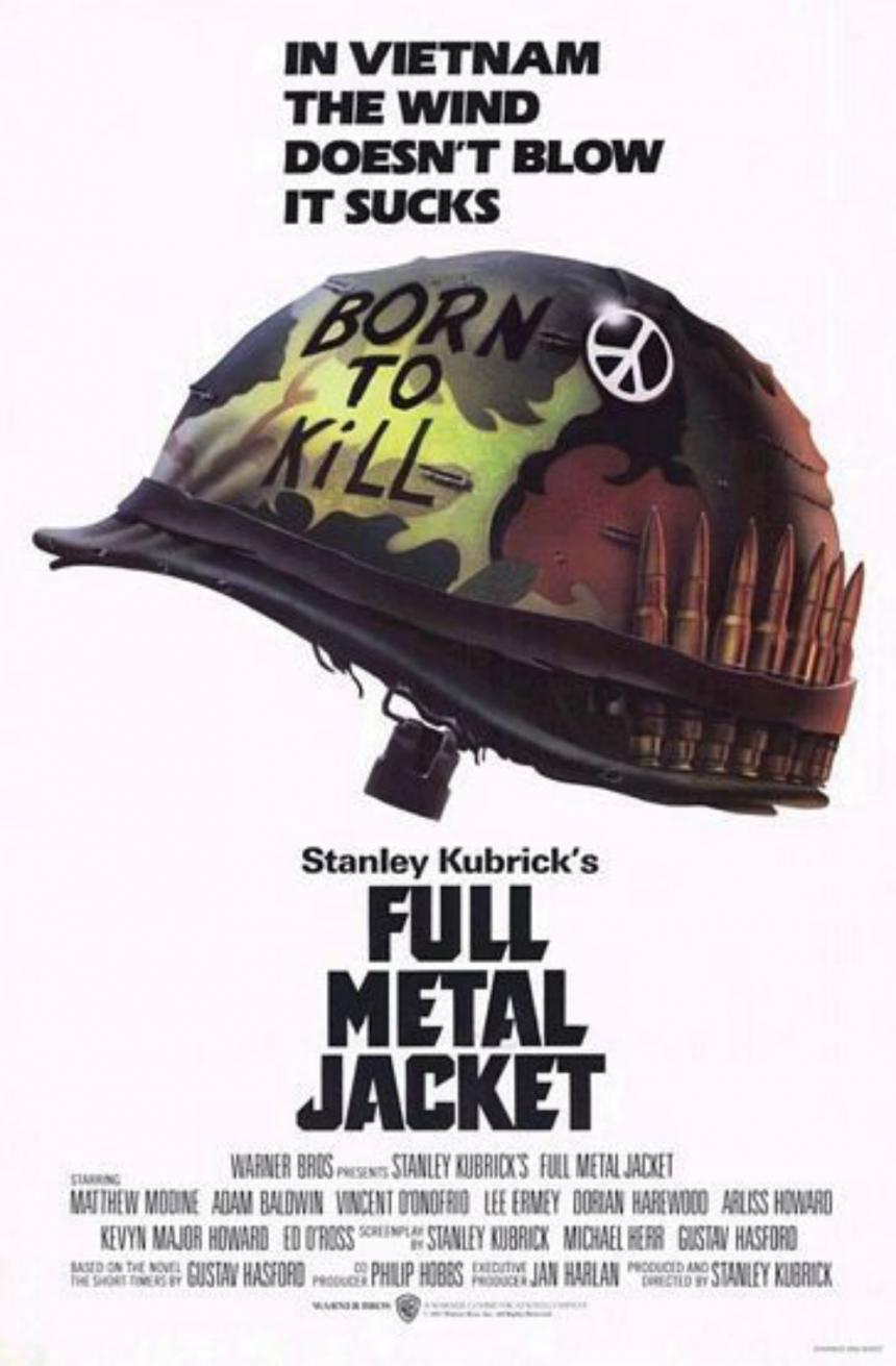 '풀 메탈 재킷' 포스터 / 네이버영화
