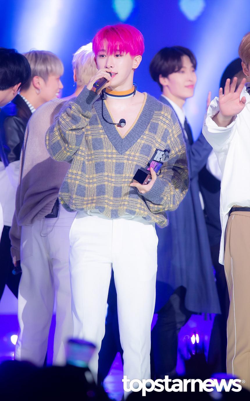 몬스타엑스(MONSTA X) 원호 / 서울, 최시율 기자