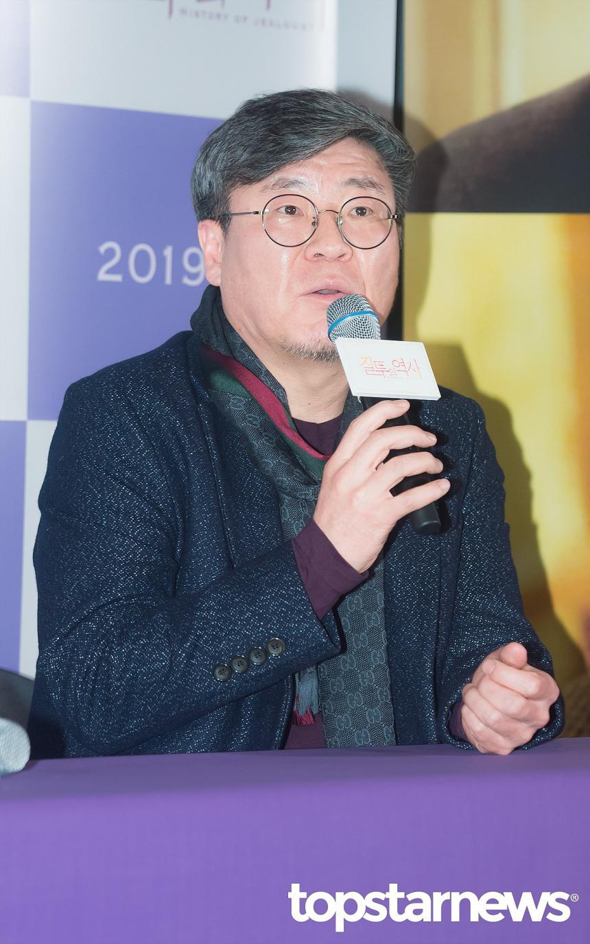 정인봉 감독 / 톱스타뉴스 HD포토뱅크