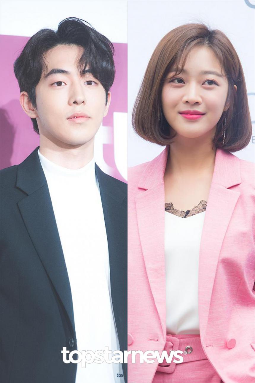 남주혁♥조보아 / 톱스타뉴스 HD포토뱅크