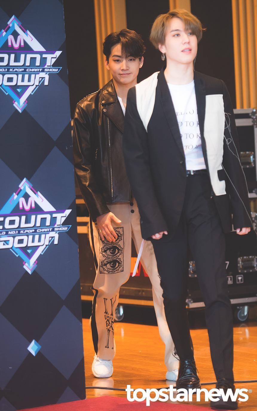 저스투(JUS2) JB / 서울, 정송이 기자