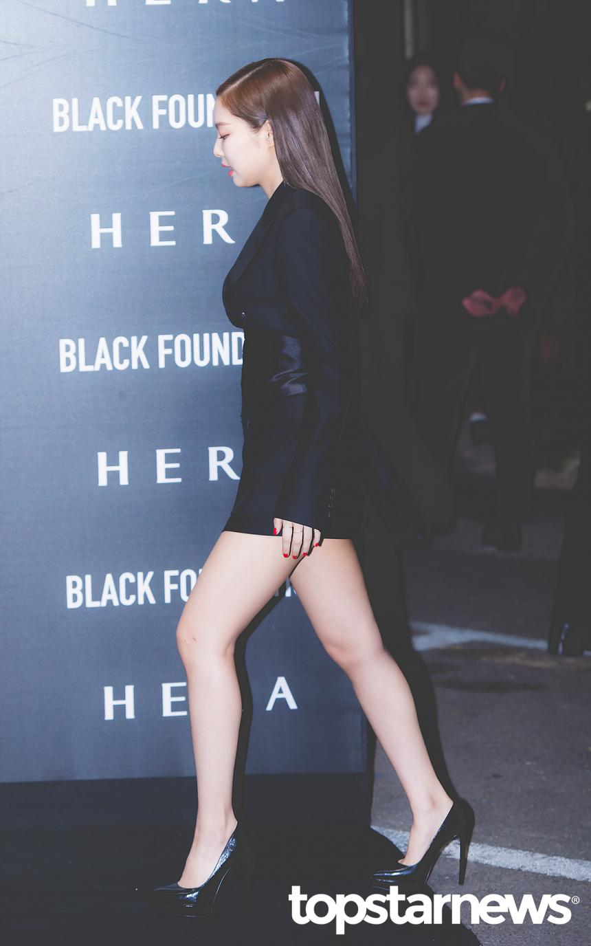블랙핑크(BLACKPINK) 제니 / 서울, 최규석 기자