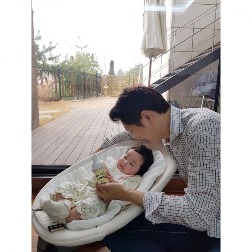 한석준-딸 사빈 / 한석준 인스타그램