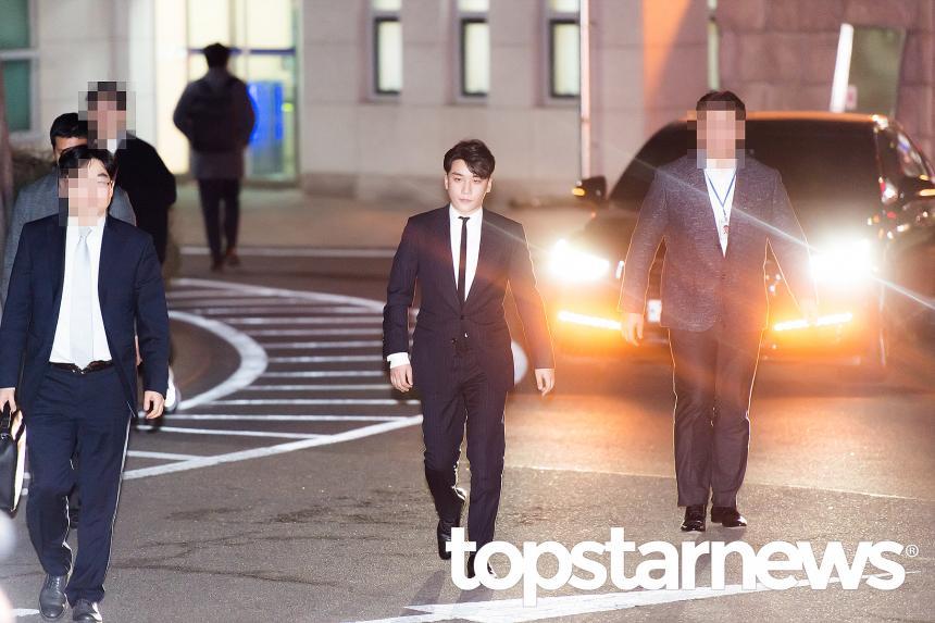 빅뱅(BigBang) 승리 / 서울, 최규석 기자