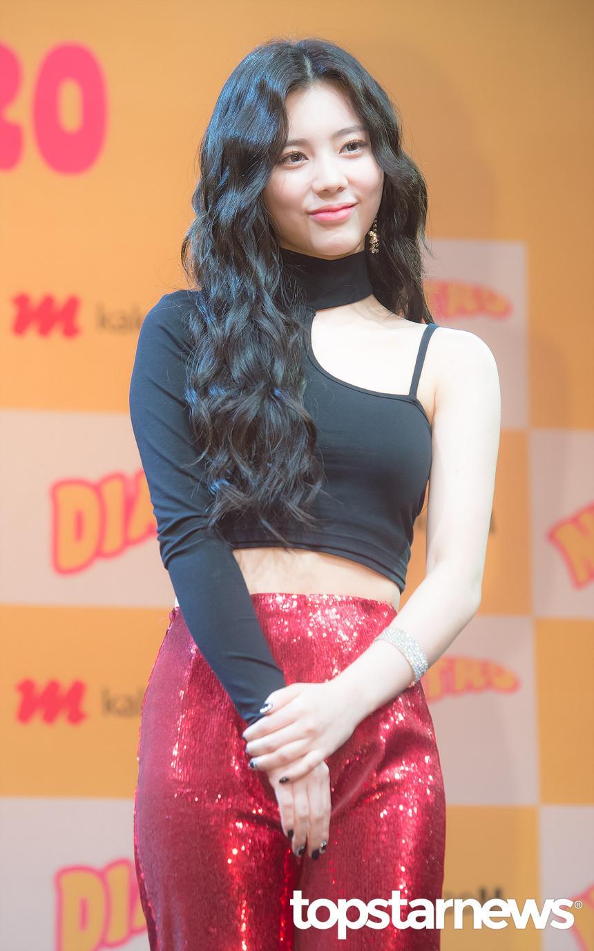 다이아(DIA) 은채 / 서울, 정송이 기자
