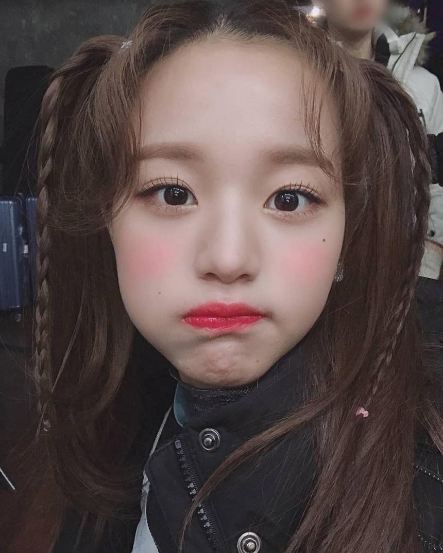 아이즈원(IZONE) 장원영 인스타그램