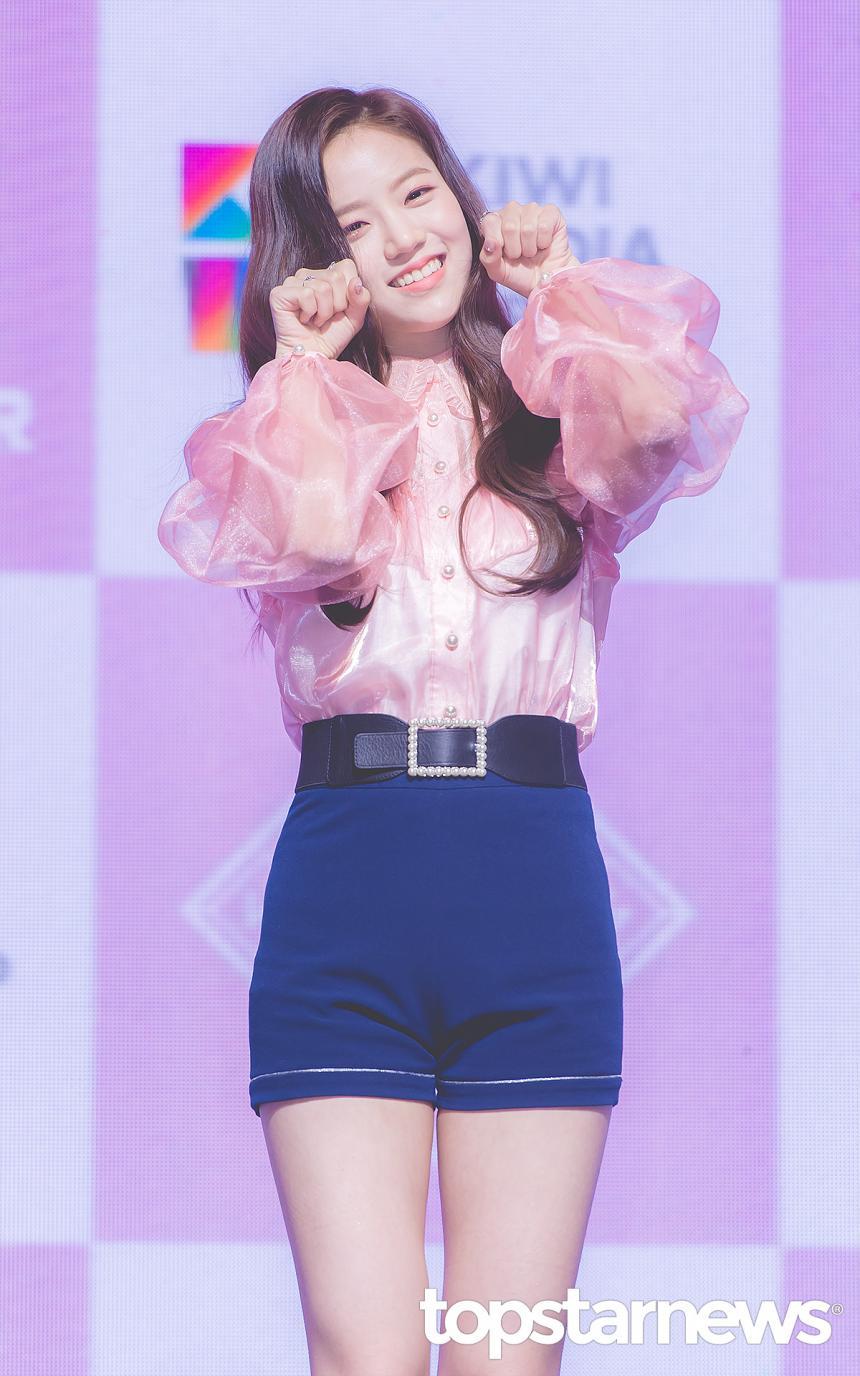 공원소녀(GWSN) 레나 / 서울, 최규석 기자