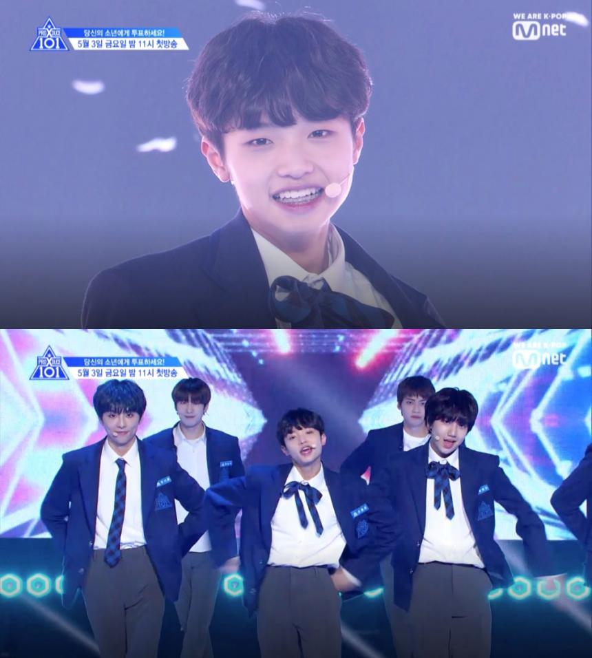 손동표 / Mnet '엠카운트다운'