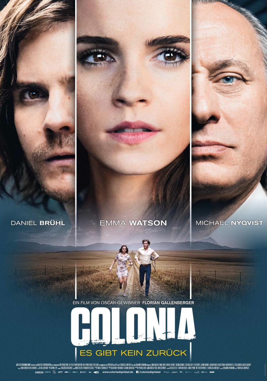 영화 '콜로니아' 포스터