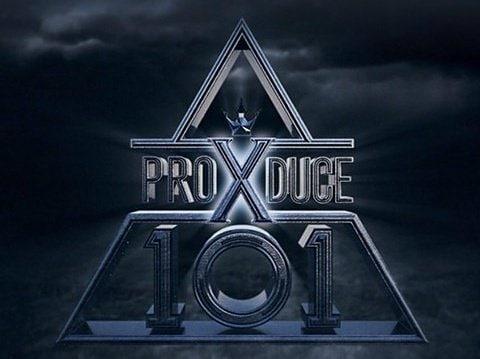 Mnet '프로듀스X101'