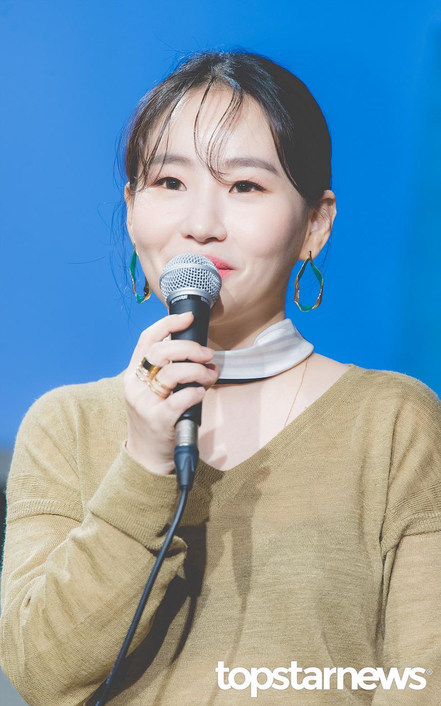 어반자카파(Urban Zakapa) 조현아 / 서울, 최규석 기자