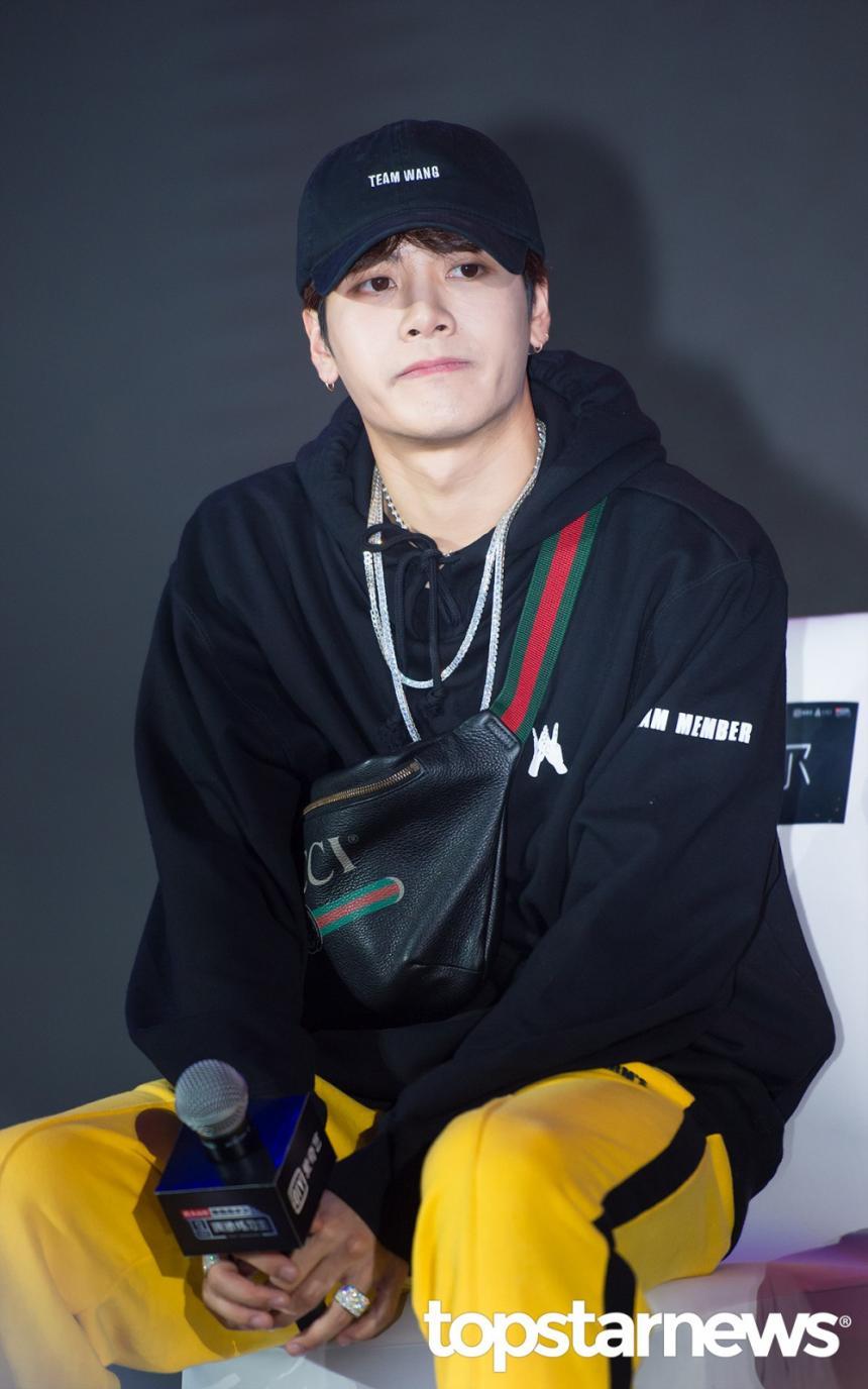 갓세븐(GOT7) 잭슨 / 톱스타뉴스 HD뱅크