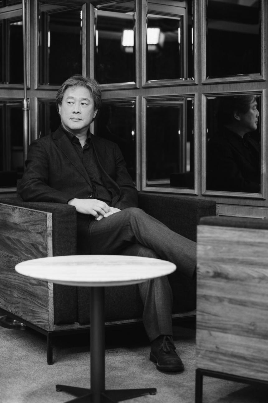 박찬욱 감독 / (주) 왓챠 제공