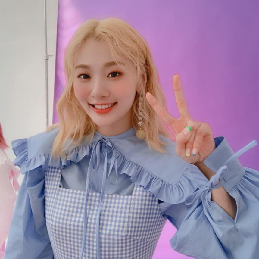 볼빨간사춘기 안지영 / 볼빨간사춘기 공식 SNS