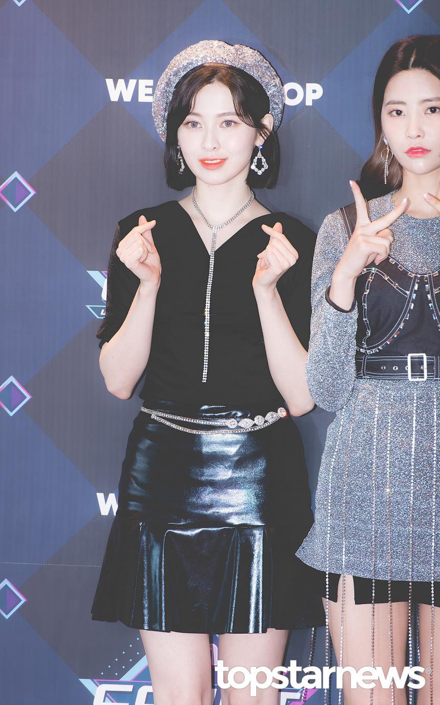 다이아(DIA) 예빈 / 서울, 최규석 기자