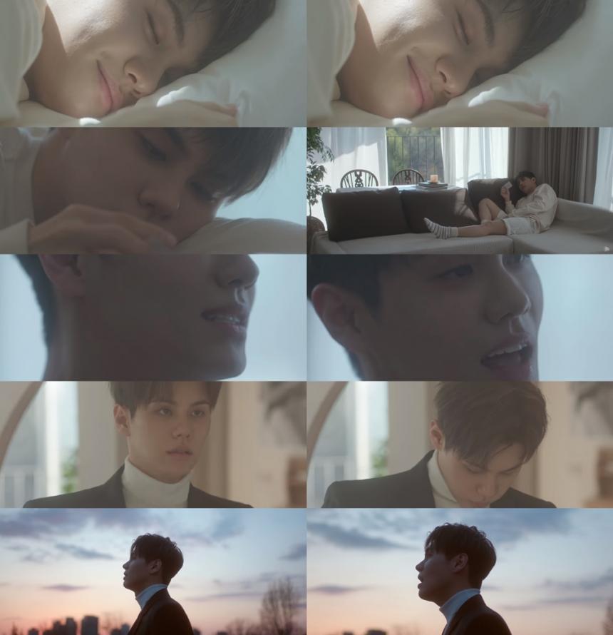 용주 '이 시간' 뮤직비디오 캡처 / 유튜브