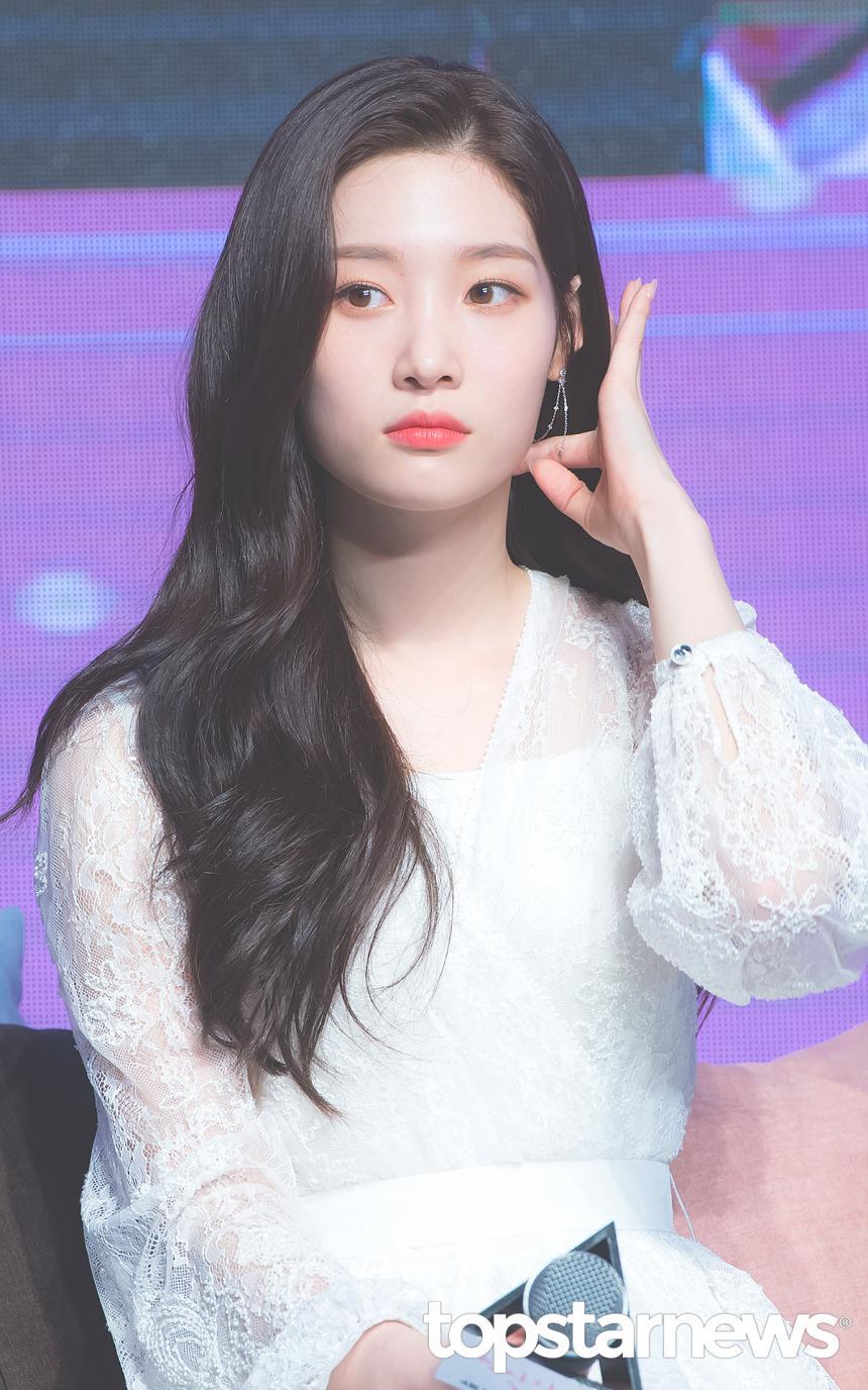 다이아(DIA) 정채연 / 서울, 정송이 기자