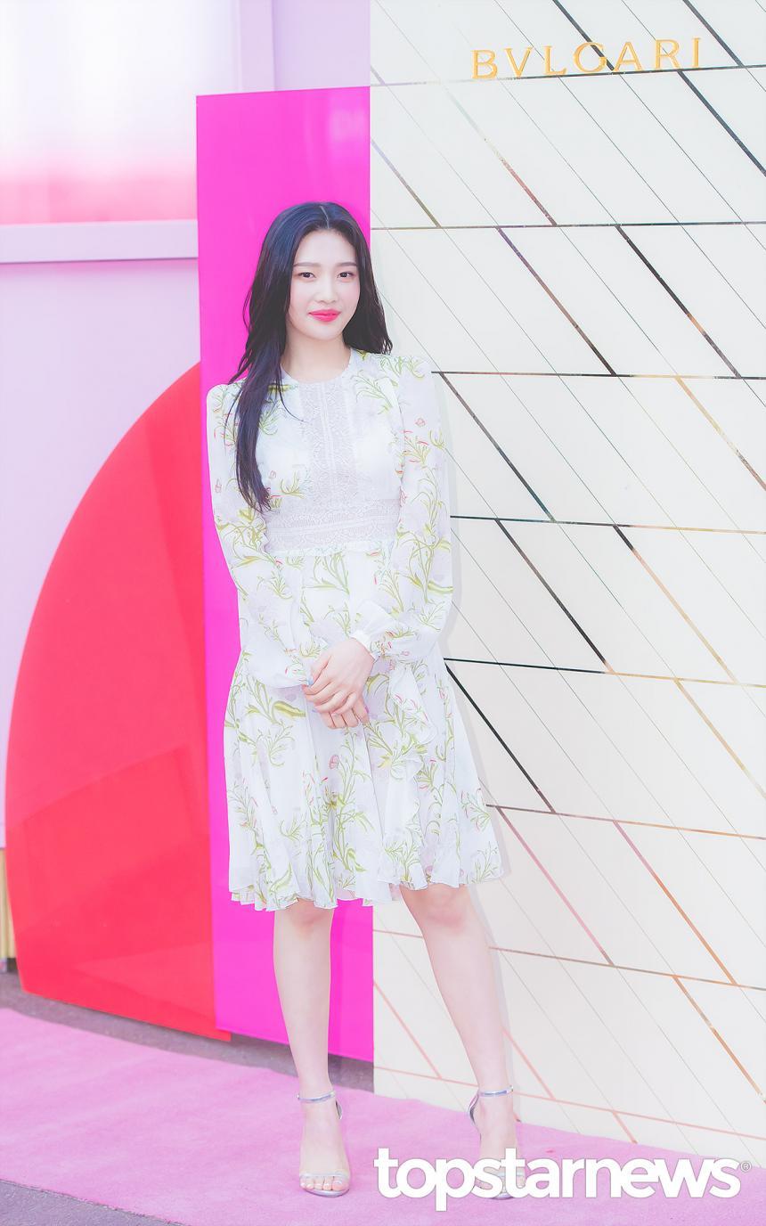 레드벨벳(Red Velvet) 조이 / 서울, 최규석 기자