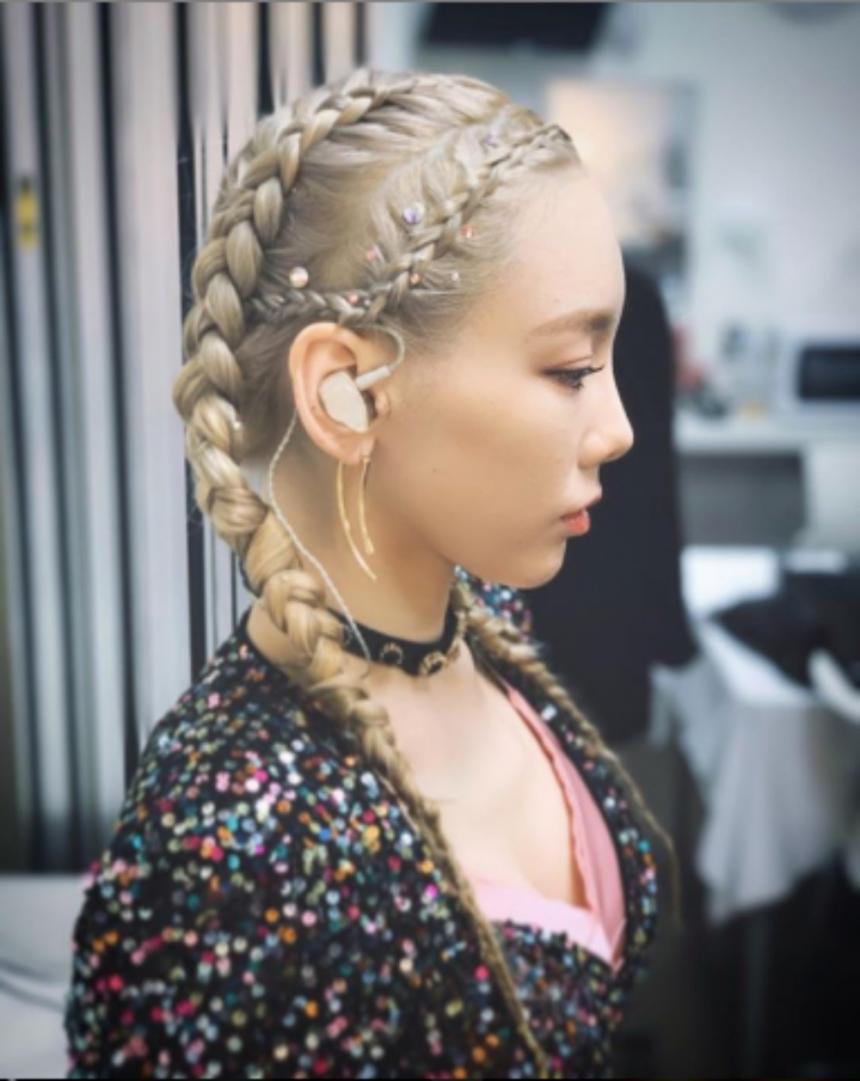 소녀시대 태연 인스타그램