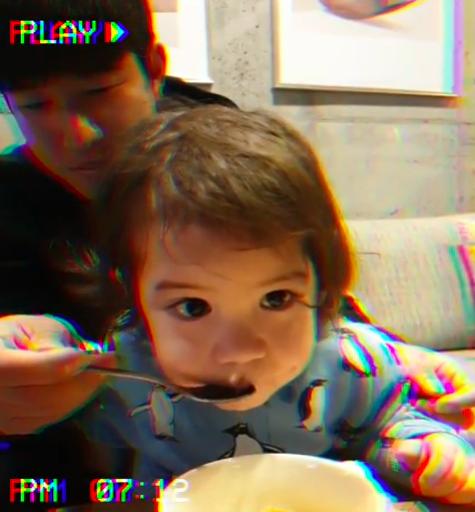 박주호-아들 박건후 / 안나 인스타그램