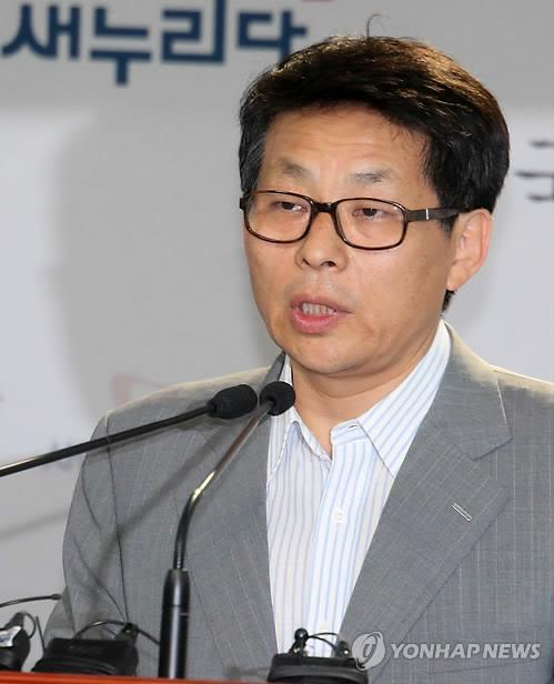 차명진 전 의원 / 연합뉴스
