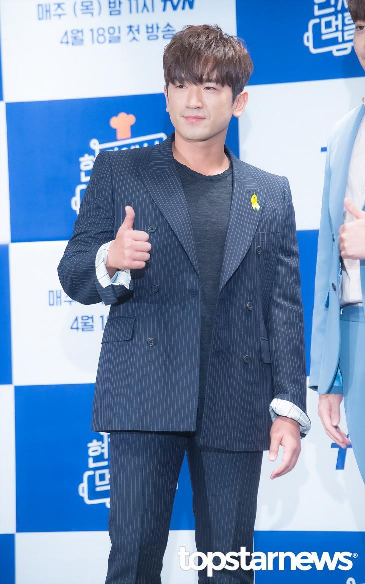 신화(SHINHWA) 이민우 / 서울, 정송이 기자