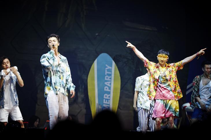 슈퍼주니어-D&E / SM엔터테인먼트