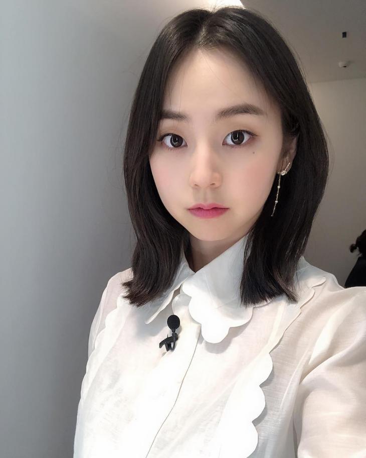 안소희 인스타그램
