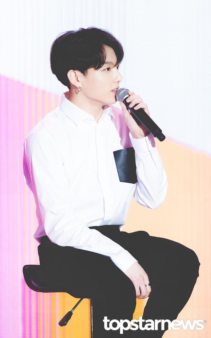 방탄소년단(BTS) 정국 / 서울, 최규석 기자