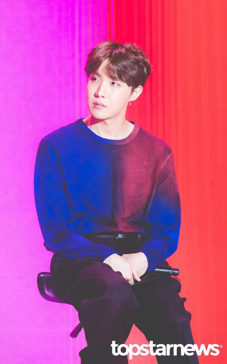 방탄소년단(BTS) 제이홉 / 서울, 최규석 기자