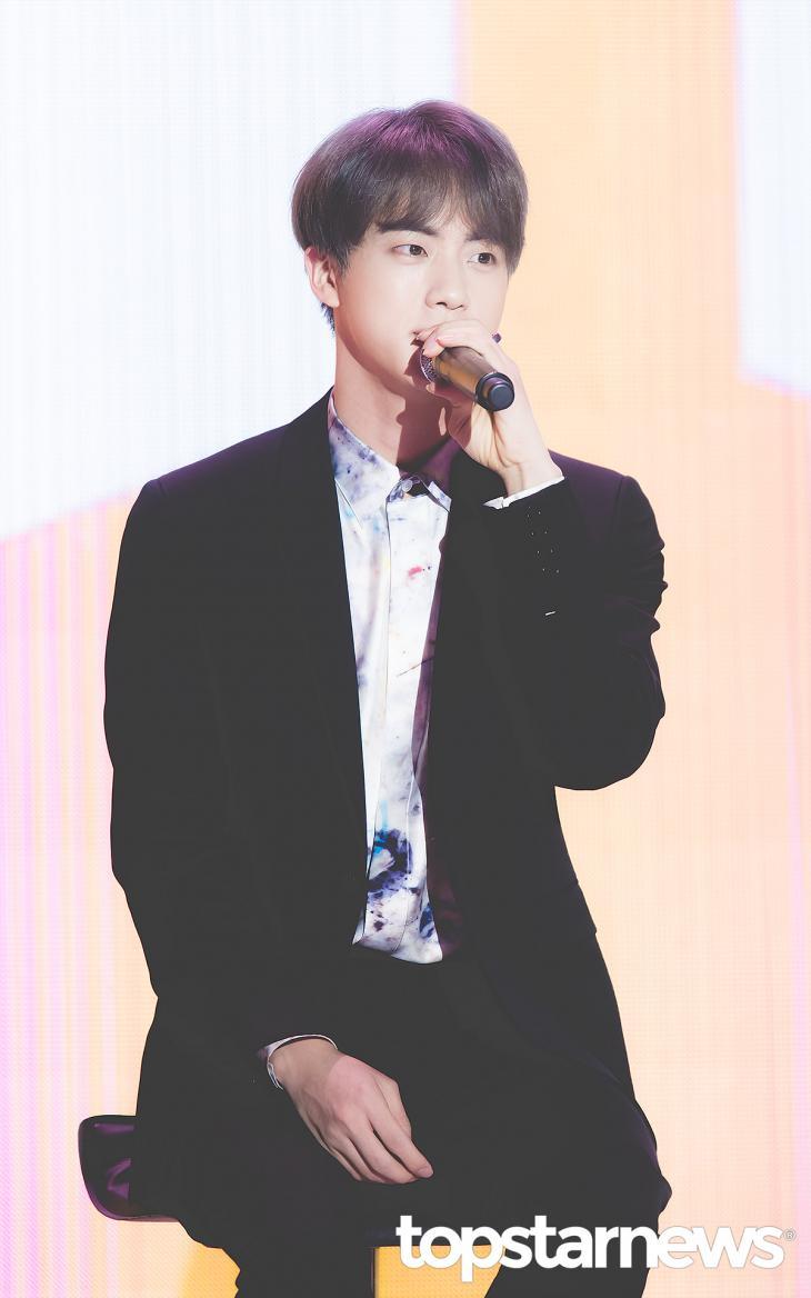 방탄소년단(BTS) 진 / 서울, 최규석 기자