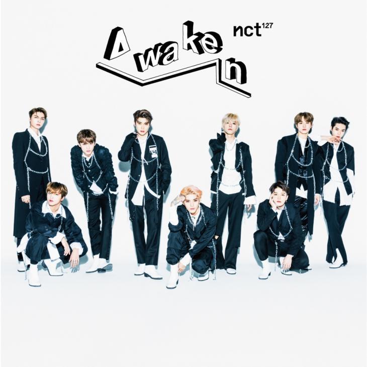 NCT 127의 일본 첫 정규 앨범 'Awaken'(어웨이큰) 이미지 / SM엔터테인먼트