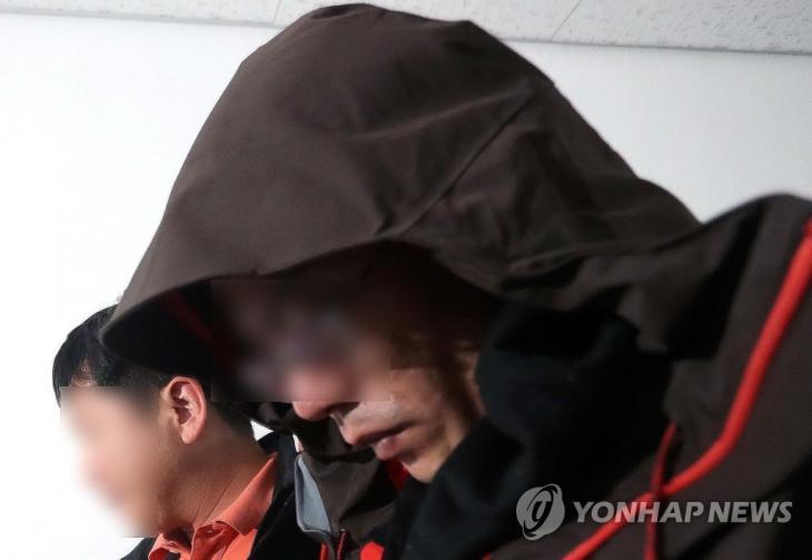 진주아파트 방화 살인 사건 범인 안모씨(42)/ 연합뉴스